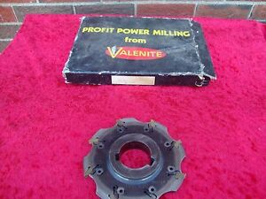Valenite Milling Cutter Slot 5 Inch