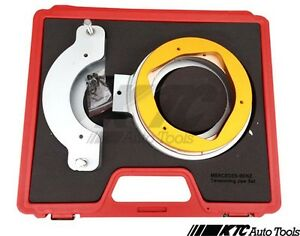 Macpherson Strut Spring Compressor Jaw Set For Mercedes Benz