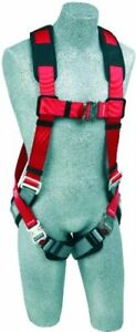3m Protecta Pro 1191253 Fall Protection Full Body Harness With Back D ring quick