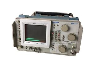 Tektronix 496 1khz 1 8 Ghz Frequency 80 Db Dynamic Range Spectrum Analyzer