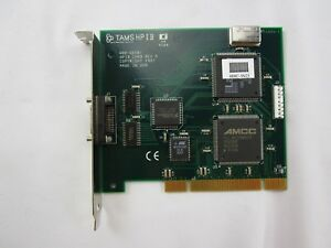 Tams 488 66501 Hpib Card as Is Untested id4299