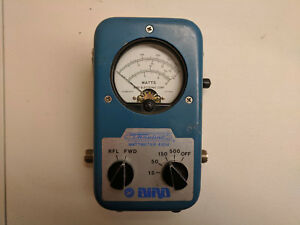 Thruline Wattmeter Model 4304 Bird Electronic