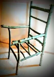 Antique Childs Twig Chair