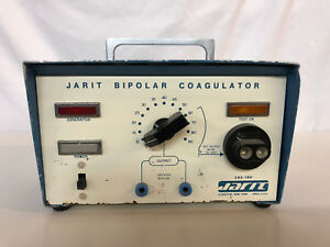 Jarit Bipolar Coagulator
