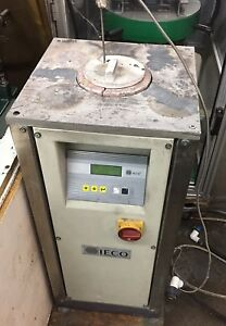Ieco Medium Frequency Induction Melting Furnace Model 51 30a