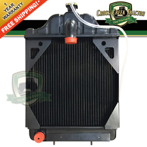 A39345 New Radiator Fits Case ih Backhoe 570 530ck 580ck 580b