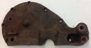 1928 1929 1930 1931 Model A Ford Front Timing Gear Cover Coupe Tudor Roadster 31