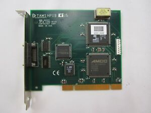Tams 488 66501 Hpib Card as Is Untested id4323