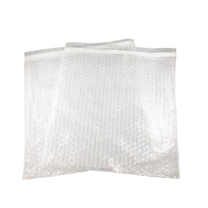 12 X 11 5 Clear Self Sealing Bubble Pouch Cushioning Bags 12 X 11 5 100 Pack