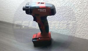 Hilti Sfd 2 a Compact Cordless 12 2 6 Li ion Drill Drive With Battery