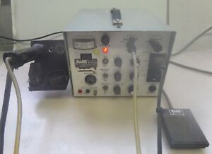 Pace Pps 100a Soldering And Rework Station With Sodr x tractor And Foot Pedal