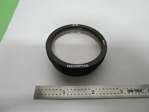 Microscope Olympus Japan 170 Lens Stereo Scope Optics Bin f3 41