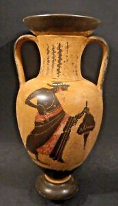 Ancient Style Greek Amphora Grand Tour Early 20th Century