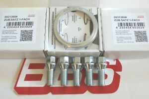 Bbs Centering Ring Kits 4 With Bolts For Audi 66 5mm 14x1 5 Bolts