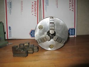 Bison Brand 3 jaw 6 Chuck Made In Poland