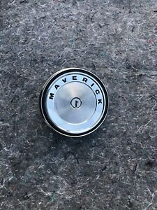 Nos 1976 1977 Ford Maverick Locking Factory Gas Fuel Cap Assembly