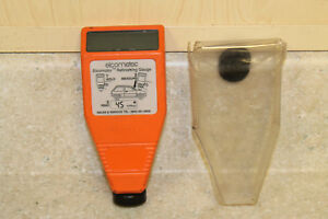 Elcometer 311fnf 0 20mil Paint Meter Coating Thickness Tester pre owned