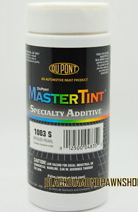1003 S Dupont Master Tint Specialty Additive Color Bronze Pearl 150 Grams