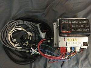Whelen Cencom W traffic Advisor Controller Complete Unit
