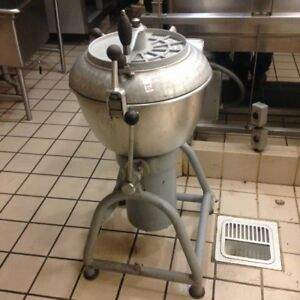Hobart Stephan Vertical Chopper Mixer Commercial Restaurant Vcm 40 Vcm 40 Vcm40