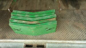 5 John Deere R21643r New Generation Front Slab Weights