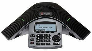 nob polycom Soundstation Ip 5000 Poe Sip Voip Conference Phone 2200 30900 025