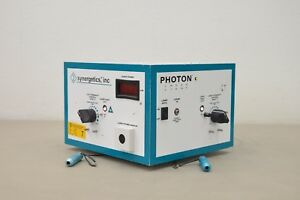 Synergetics Photon Dual Laser Light Source Opthalmology Eye Surgery 16188 C34