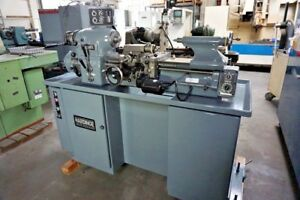 Hardinge Hlv h Precision Toolroom Lathe Beauty Loaded With Tooling