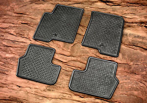 2007 2016 Oem Jeep Compass Patriot Slush Style Floor Mats 82210598ac