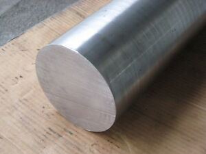 6 Inch Diameter X 6 Inch Long 410 Stainless Steel Bar Solid 410 Stainless
