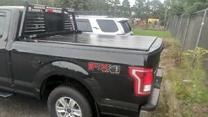 Truck Bed Cover Ford F150 6 5ft