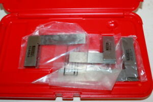 Spi Steel Machinist Square Set 2 3 And 4 Model 13 632 5 W Case
