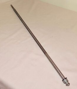 Sears craftsman 109 20630 6 Metal Lathe Leadscrew Excellent Condition