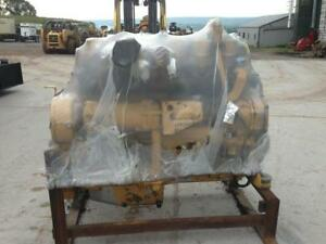 2003 3406e Cat Engine Good Running Takeout Of 740 Articulate Dumptruck