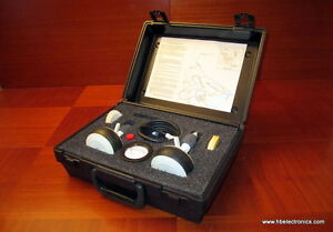 Ilc Dover Chemturion Protective Suit Integrity Test Kit With Case