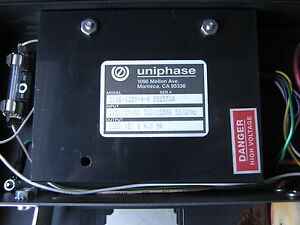 He ne Laser Power Supply 314s 1250 4 4 1250vdc 4ma With Switch Power Socket