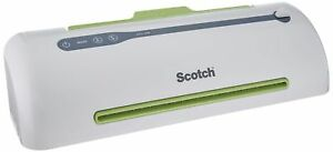 Scotch Pro Thermal Laminator Never Jam Technology Automatically Prevents Mis
