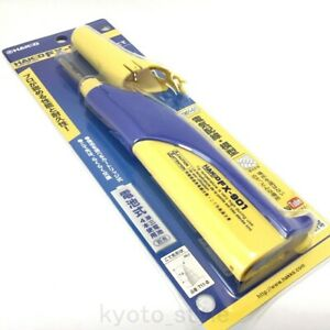 Hakko Fx 901 Battery Type Soldering Iron Cordless Japan