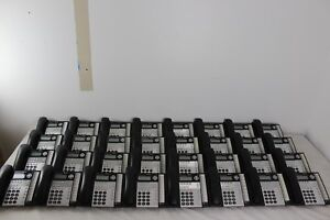 Lot Of 32 At t 1070 4 line Small Business Phone Systems With Handsets And Stands