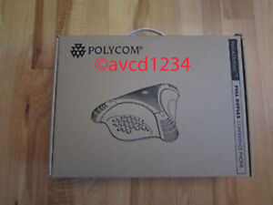 Polycom Vs500 Voicestation 2200 17900 001 Bluetooth Conference Phone New Other