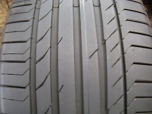 1 285 40 21 109y Continental Sport Contact 5 Tire 8 8 5 32 1d18 0517