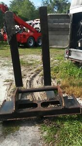 Forks Hd Almost 6 Feet Long 10 000 Pound Forks 4 Manitou New Holland Terrex Etc