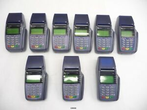 Lot Of 10 Verifone Vx510 Credit Card Terminals Free Shipping