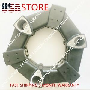 16a Coupling For Centaflex Cf a 16 Fits Komatsu Pc30 5 Pc40 6 Pc50uu Pc55