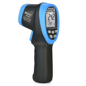 Handheld 50 1500 c Non contact Lcd Laser Digital Infrared Ir Thermometer U2q9