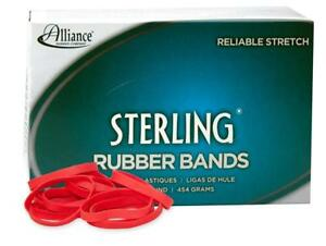 Alliance Rubber 94645 Sterling Bands Size 64 1 Lb Box Contains Approx 425