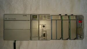 Allen Bradley 1768 l43 b Compactlogix L43 Plc Power Supply I o Other Modules