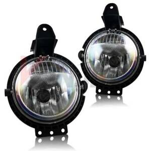 Winjet 2007 2015 Mini Cooper Clear Fog Lights Wj30 0509 09