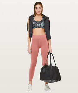 New With Tags Lululemon In Movement 7 8 Tight Everlux 25 Women Bottoms Pants