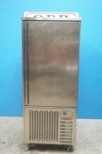 Thermalrite 143lbs Blast Chiller freezer 15 Pan Capacity Model Cbf143 110s